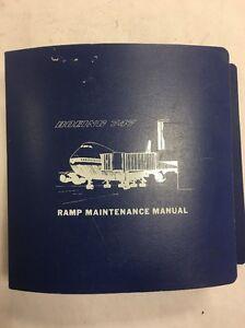 boeing 747 saudi arabian airlines original ramp maintenance manual rh ebay com Boing 567 Boing 787
