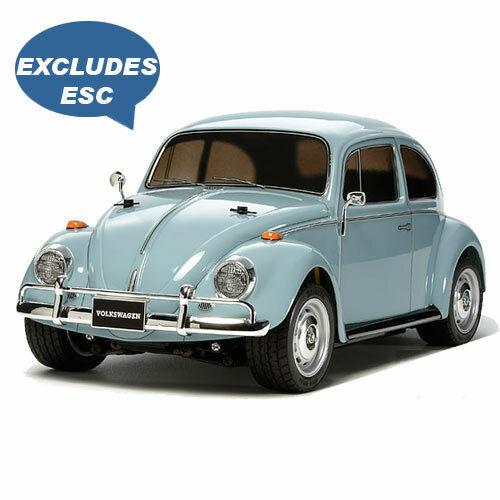 TAMIYA RC 58572 Volkswagen Beetle (M-06) 58572 1 10 Assembly Kit - NO ESC