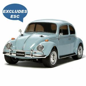 Tamiya Rc 58572 Coccinelle Volkswagen (m-06) Kit de montage 1:10 - Aucun accès