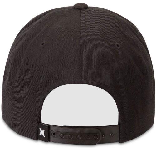 Hurley Men/'s Schuster Snapback Hat Cap