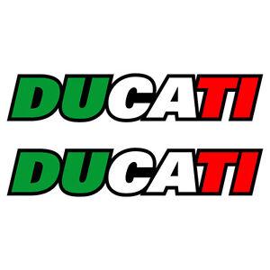 Stickers-DUCATI-ITALIA-Monster-Strada-Diavel-Hypermotard-17cm-x-3cm