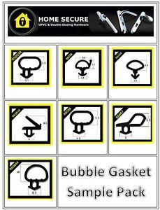 Bubble-Gasket-Rubber-Door-And-Window-Seal-Gasket-Black-uPVC-Gasket-Sample-Pack