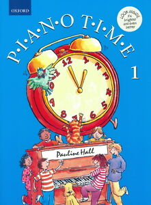 Piano-Time-1-Pauline-Hall-Tutor-Book-Sheet-Music-Learn-to-Play-Beginner-NEW