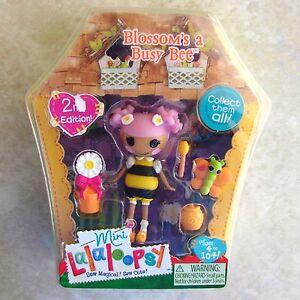 Blossoms-a-Busy-Bumble-Bee-Mini-Lalaloopsy-Doll-New-4-Series-6-MGA-Toy