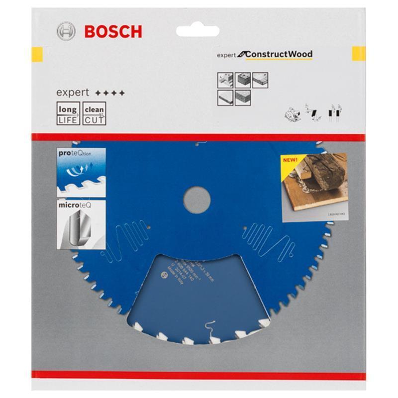 Bosch HM-Sägeblatt 235x2,2x30 Z30 2608644339 Expert for Construct Wood