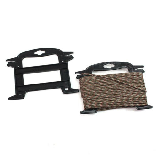 Prettyia Winder Spool Cord Tidy Holder Winder Cable Spools Rope Outdoors