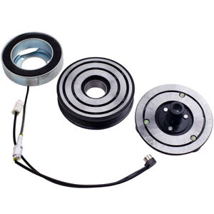 NEU-Klimakompressor-Magnetkupplung-H12A1AJ4EZ-fuer-Mazda-5-1-8-2-0-2-3-BK-CR19