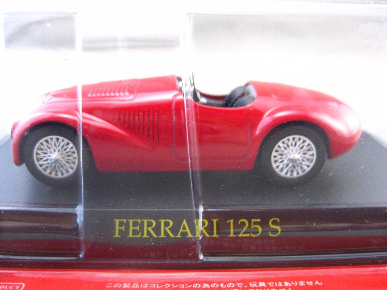 Ferrari 125 S Hachette 1 43 Diecast Car Vol.16