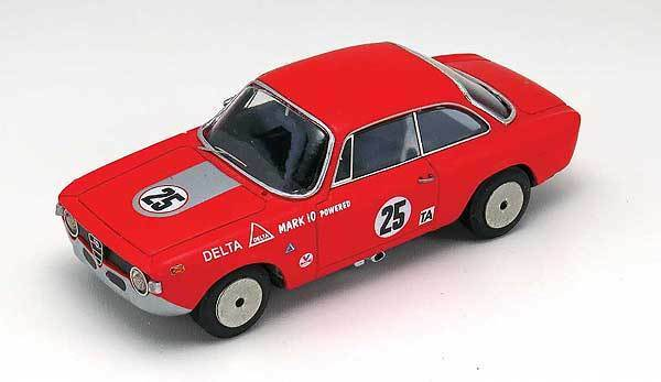 Kit Alfa Romeo GTA Del Taylor Riverdide 1968 - arena models kit 1 43