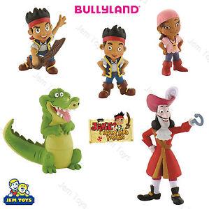 Disney-Jake-y-los-piratas-de-Nunca-Jamas-FIGURAS-ESTATUILLAS-Juguete