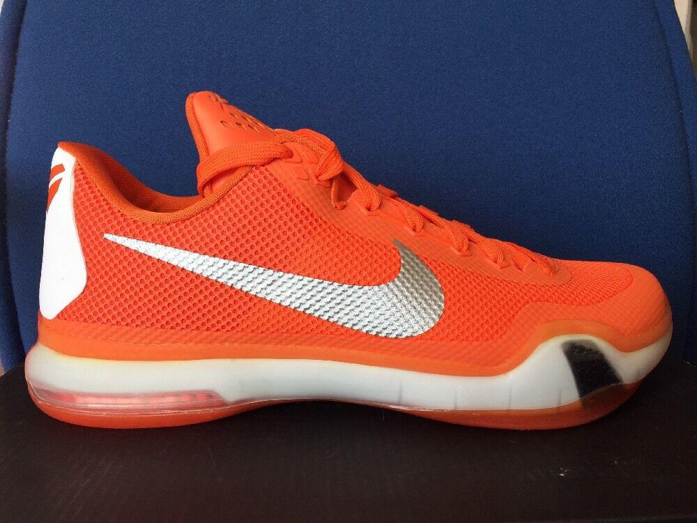Nike Kobe 10 X TB Orange Price reduction Seasonal price cuts, discount benefits