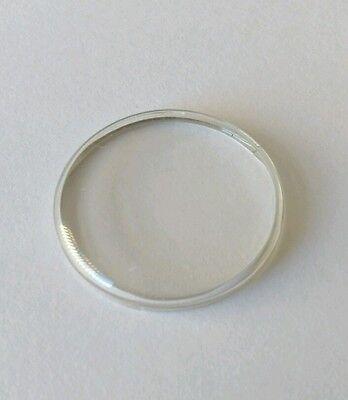 Orologio Omega VETROCRISTALLO PZ5017 ANELLO IN ACCIAIO INOX SIMBOLO ORIGINALE | eBay