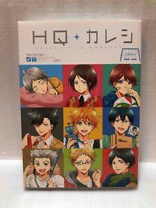 Kareshi Haikyuu Doujinshi Anthology From Japan USED Oikawa