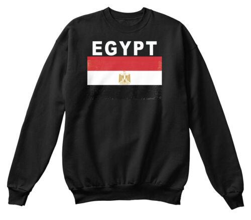 Standard Unisex Sweatshirt Egypt National Football Fan
