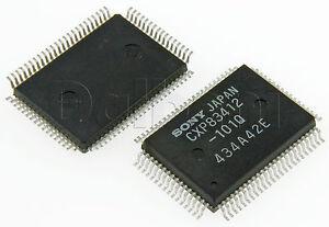 CXP83412-101Q Original New Sony Integrated Circuit Inne układy scalone Podzespoły elektroniczne