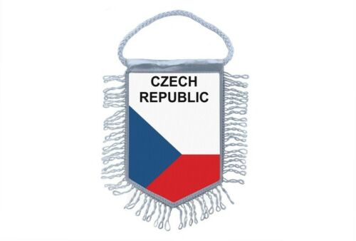 Wimpel fussballwimpel flagge fahne flaggen miniflagge Tschechische tschechien