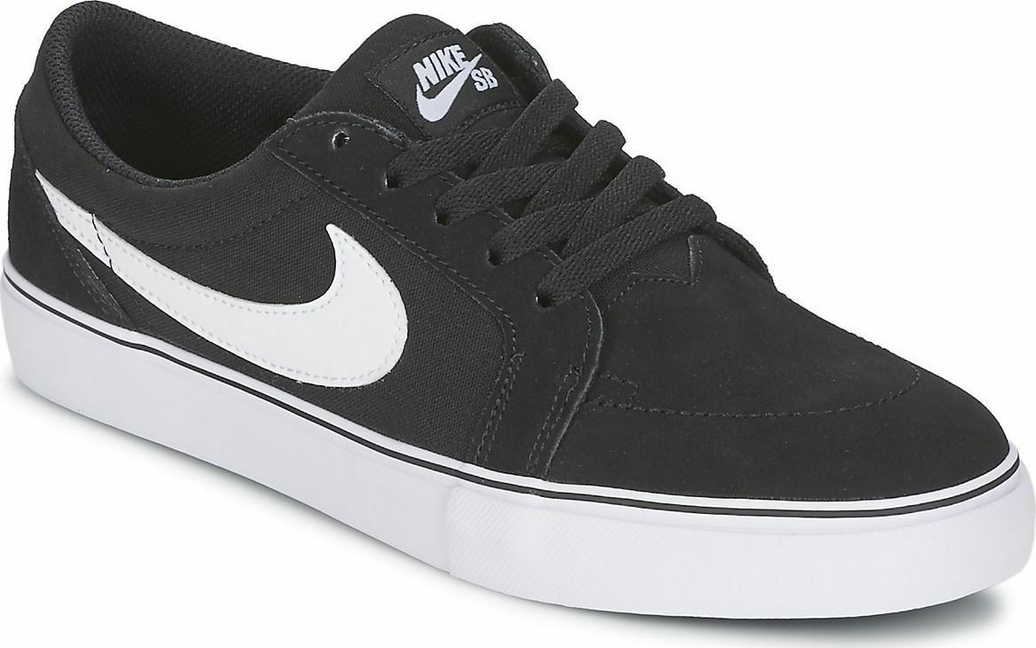 The latest discount shoes for men and women NIKE  MEN'S SB SATIRE II 729809-001 BLACK/WHITE SNEAKERS SIZE 13