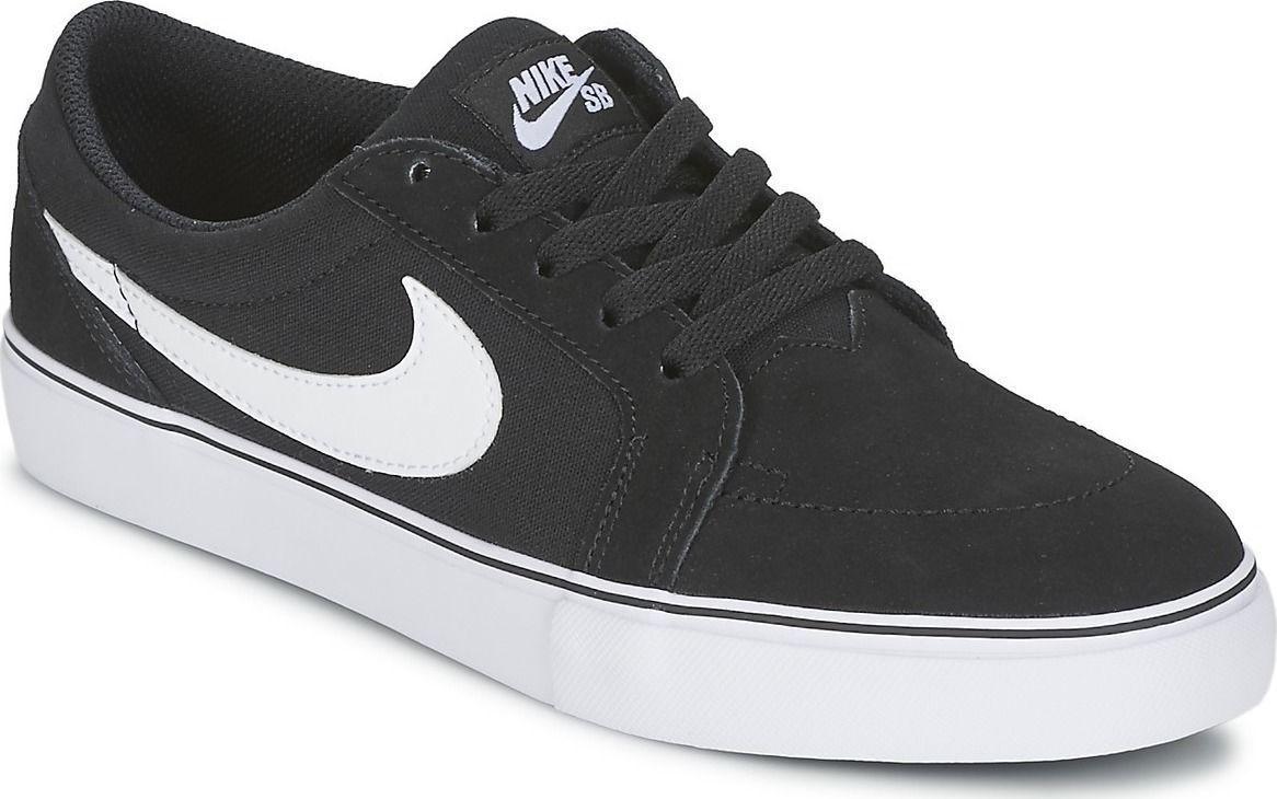 Nike hombre blanco SB sátira II 729809-001 negro / blanco hombre zapatillas talla 13 cf4867