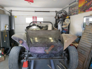 Manx-style buggy project