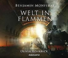 Welt-in-Flammen-von-Benjamin-Monferat-Buch-Zustand-gut