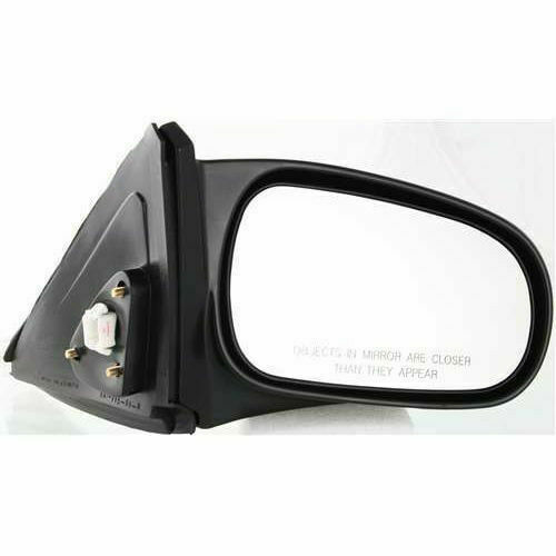 New Set of 2 Pair LH /& RH Side Non-Heated Power Mirror Fits Honda Civic