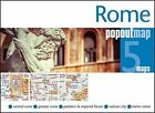 Rome PopOut Map by Compass Maps (Sheet map, folded, 2014)