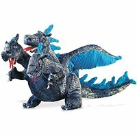 Folkmanis Three-headed Blue Dragon Hand Puppet , New, Free Shipping on sale