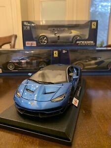 Maisto-Special-Edition-1-18-escala-de-fundicion-vehiculo-Lamborghini-Centenario