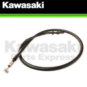 NEW-2016-GENUINE-KAWASAKI-Z-800-ABS-CLUTCH-CABLE-54011-0599