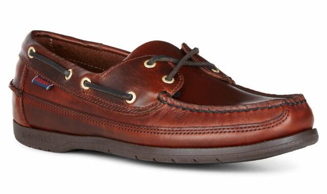 Sebago Schooner Men's Deck Boat Shoe