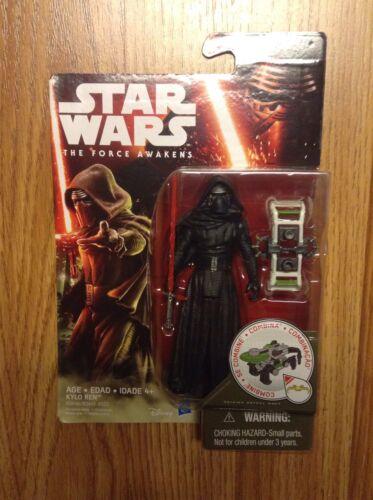 """Ben Solo Star Wars Ep7 The Force Awakens  Kylo Ren 3.75/"""" Action Figure"""