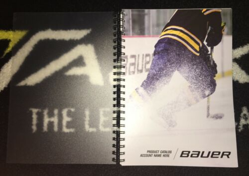 Bauer Hockey Product Catalog Season 20182019