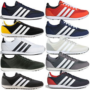 ADIDAS-V-RACER-2-0-MEN-RUN-BOY-039-S-CLASSIC-ORIGINAL-TRAINERS-SNEAKERS
