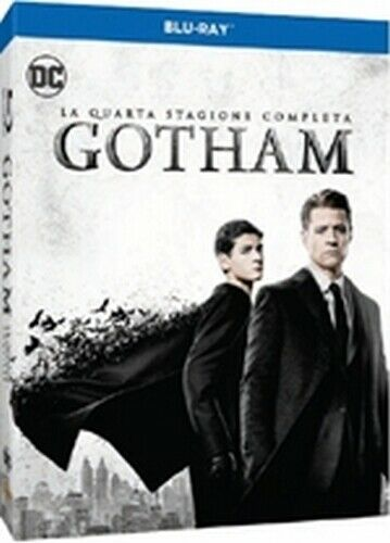 Gotham - Stagione 4 (4 Blu-Ray Disc) - ITALIANO ORIGINALE SIGILLATO -