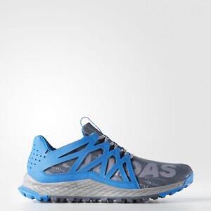 Onyx Running Adidas Aq7512 azul Malla Vigor onix Bounce gris shock Trail FwxP640WOq