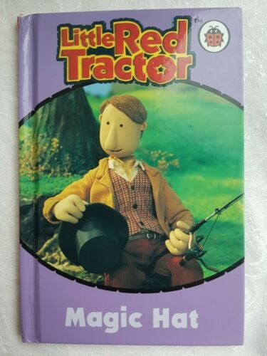 Ladybird Storytime Picture Story Reading Read It Yourself,Red Tractor,Nursery
