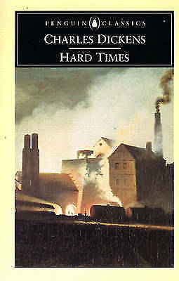 """AS NEW"" Charles Dickens, Hard Times (Penguin Classics) Book"