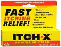 Itch-x Anti-itch Gel 1.25 Oz (pack Of 9)