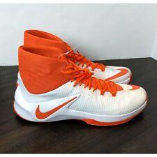 1e79ea05442e Nike Zoom Clear Out TB Basketball Shoes Size 15.5 White Orange 856486-180  -NEW! Nike Zoom Clear Out TB Basketball Shoes Size 15.5 White Orange 856486 -180