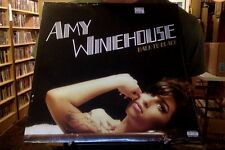 Amy Winehouse Back to Black LP sealed vinyl