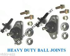 VOLVO S60 S80 V70 XC70 BALL JOINTS BALLJOINTS X 2 *NEW* HEAVT DUTY WITH BOLTS
