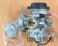 [NEW & FREESHIP] Carburetor for Kawasaki KFX 400 Yamaha Raptor 350 ATV Quad Carb