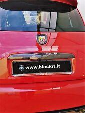 Maniglia baule in vero carbonio per Fiat e Abarth 500