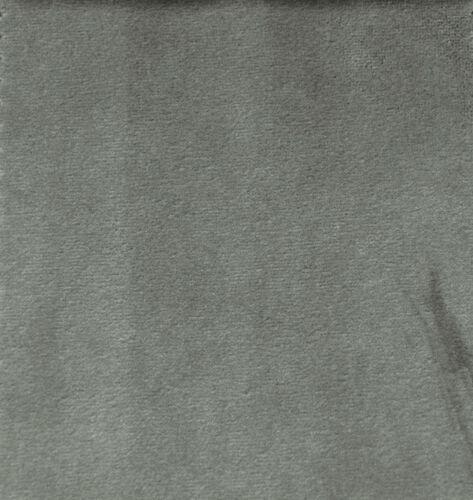 Mf27a Light Grey Smooth Silky Soft Velvet Cushion Cover//Pillow Case Custom Size