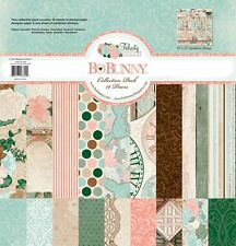 BoBunny Felicity Collection Scrapbook Paper Kit Bo Bunny new 12x12
