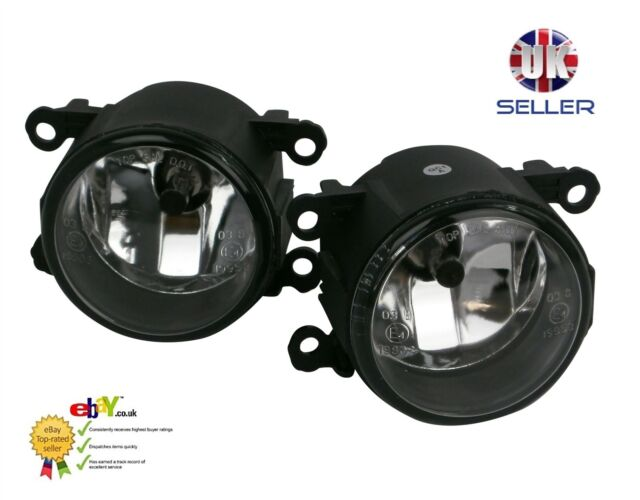 Ford Fusion 2002-2012 Spot Fog Light Lamp 1 Pair O/S & N/S