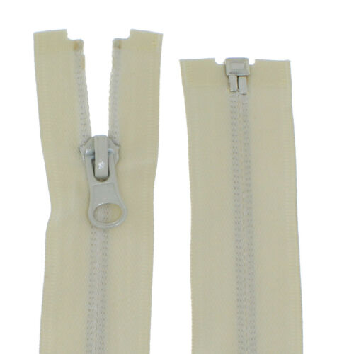 Cremallera PW impermeable TPU agua fijos cremalleras de plástico divisible