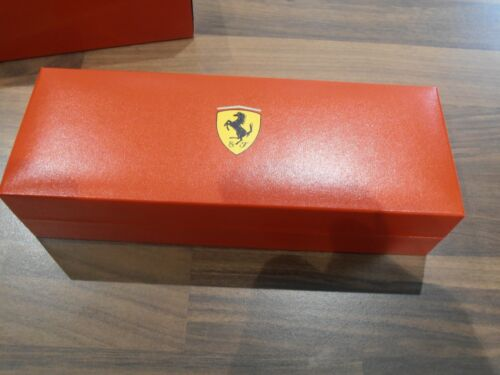 Sheaffer Ballpoint Pen Red with Ferrari Insignia Brand New in Presentation case