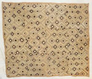 African-Kuba-cloth-Velvet-bakuba-raffia-Africa-kv346