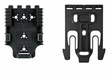 Safariland Quick Locking System Kit With QLS 19 and 22 Polymer Black